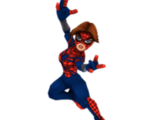 May Parker (Spider-Man's Cousin) (Earth-91119)