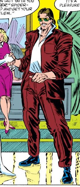 Michael Clemson (Earth-616)