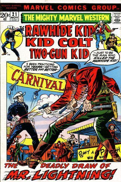 Mighty Marvel Western Vol 1 21