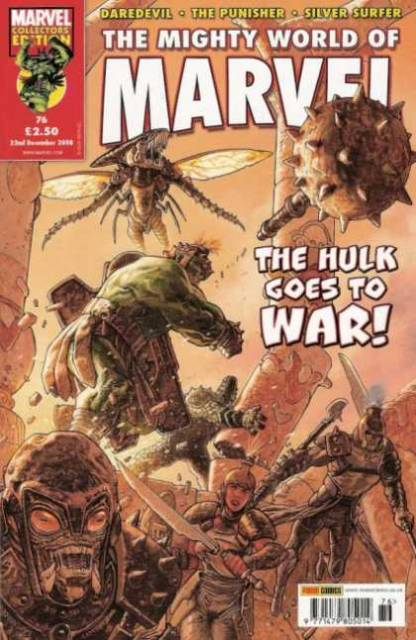 Mighty World of Marvel Vol 3 76