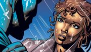 Monica Lynne (Earth-616) and T'Challa (Earth-616) from Black Panther Vol 3 30 001.jpg