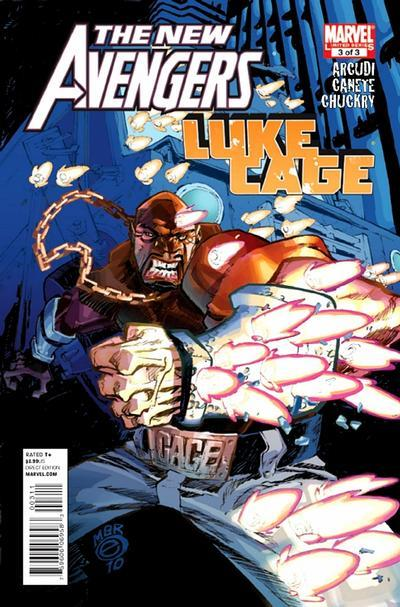 New Avengers: Luke Cage Vol 1 3