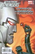 New Avengers Transformers Vol 1 4