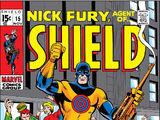 Nick Fury, Agent of SHIELD Vol 1 15