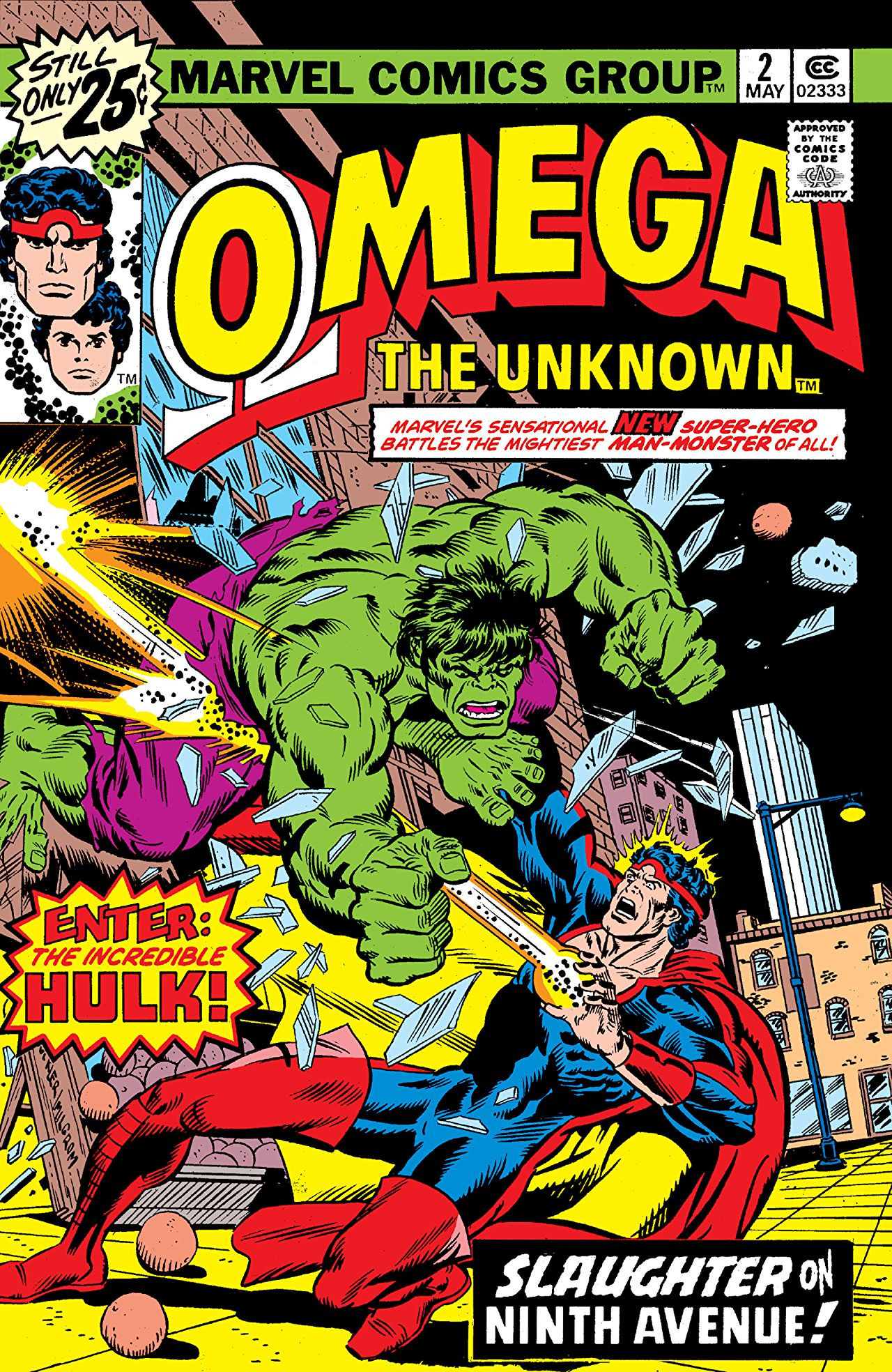 Omega the Unknown Vol 1 2