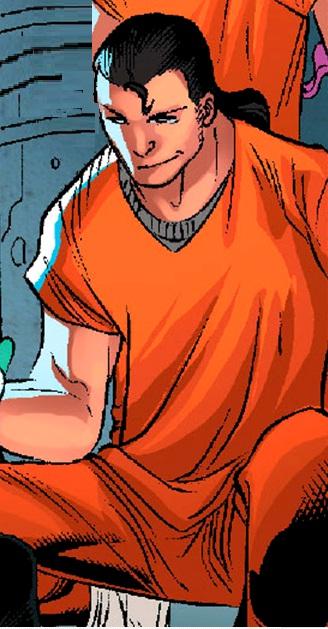Patrick Mahony (Earth-616)