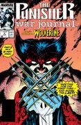 Punisher War Journal Vol 1 6