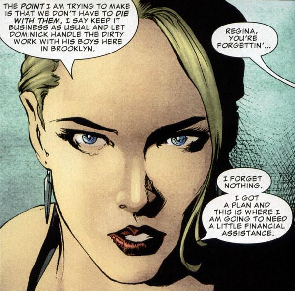 Regina Napolitano (Earth-616)