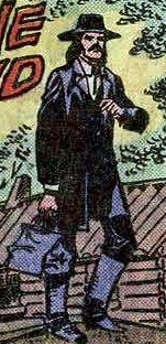 Robert Wentworth (Earth-616)
