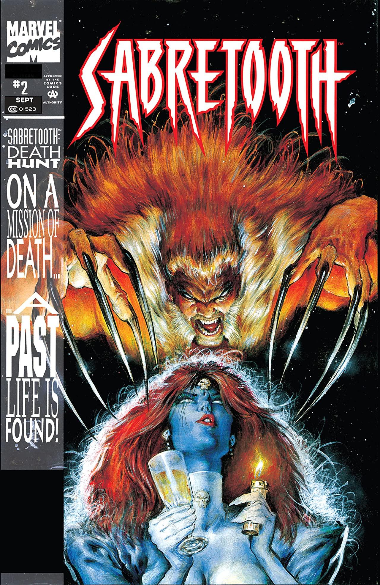 Sabretooth Vol 1 2
