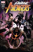 Savage Avengers Vol 1 16