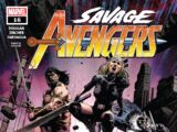 Savage Avengers Vol 1 16
