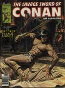 Savage Sword of Conan Vol 1 53