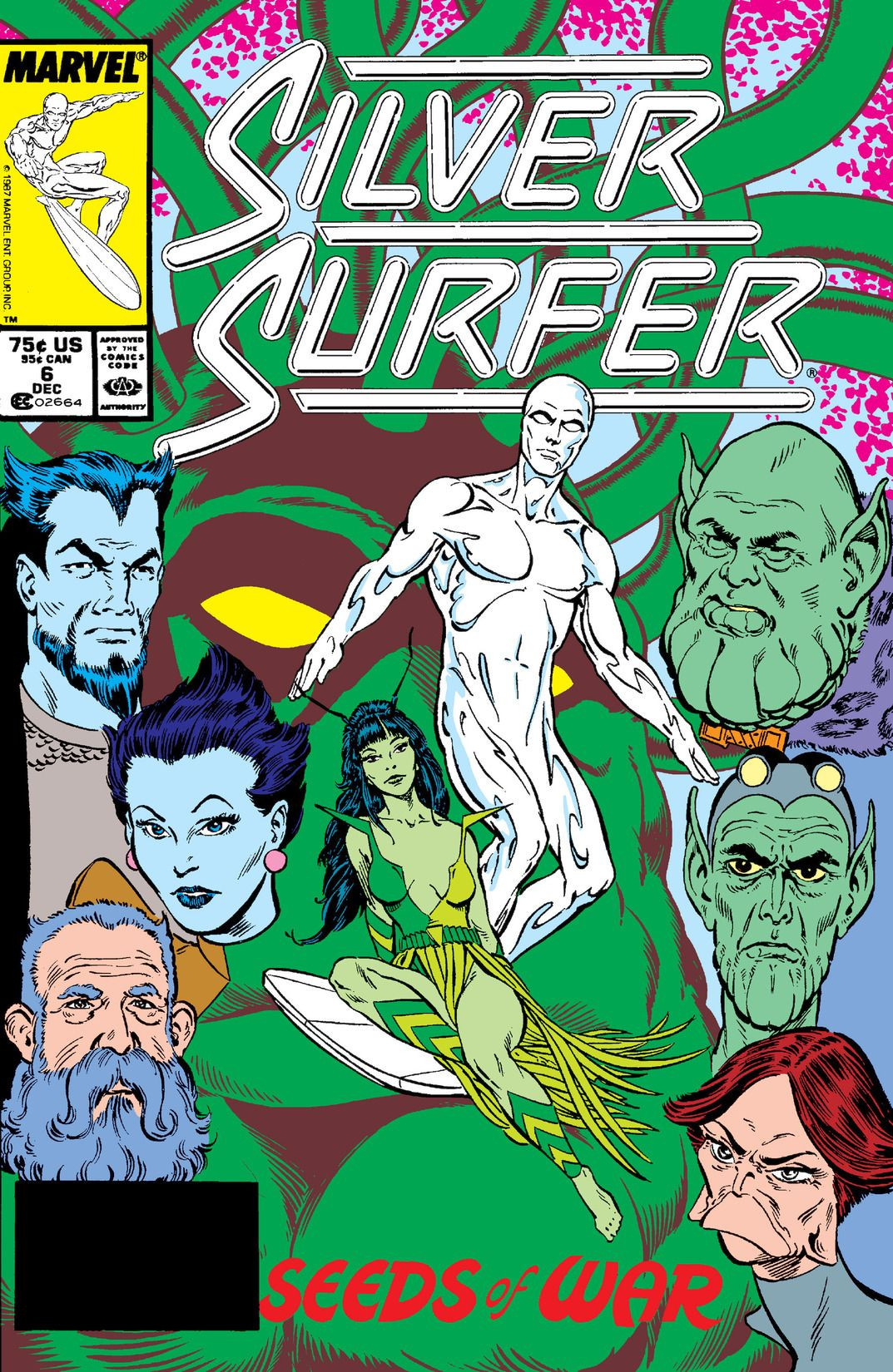 Silver Surfer Vol 3 6