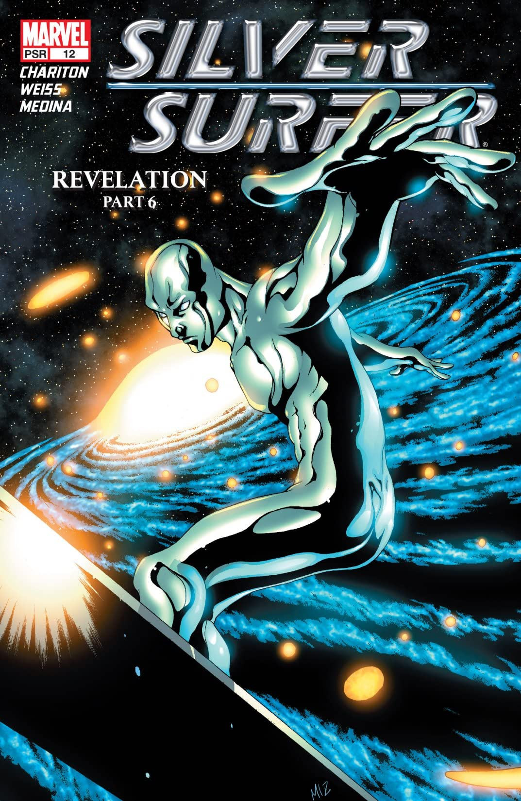 Silver Surfer Vol 5 12