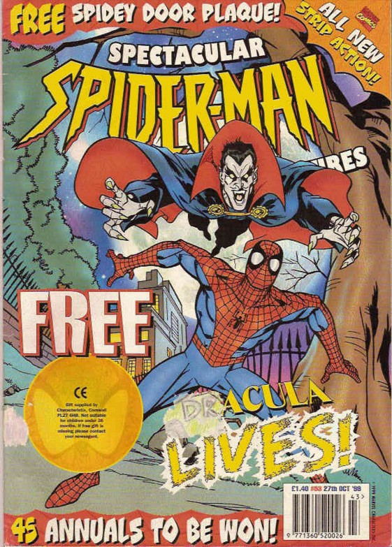 Spectacular Spider-Man (UK) Vol 1 53