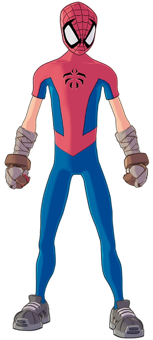 Spider-Clan Suit from Marvel's Spider-Man (video game) 001.png