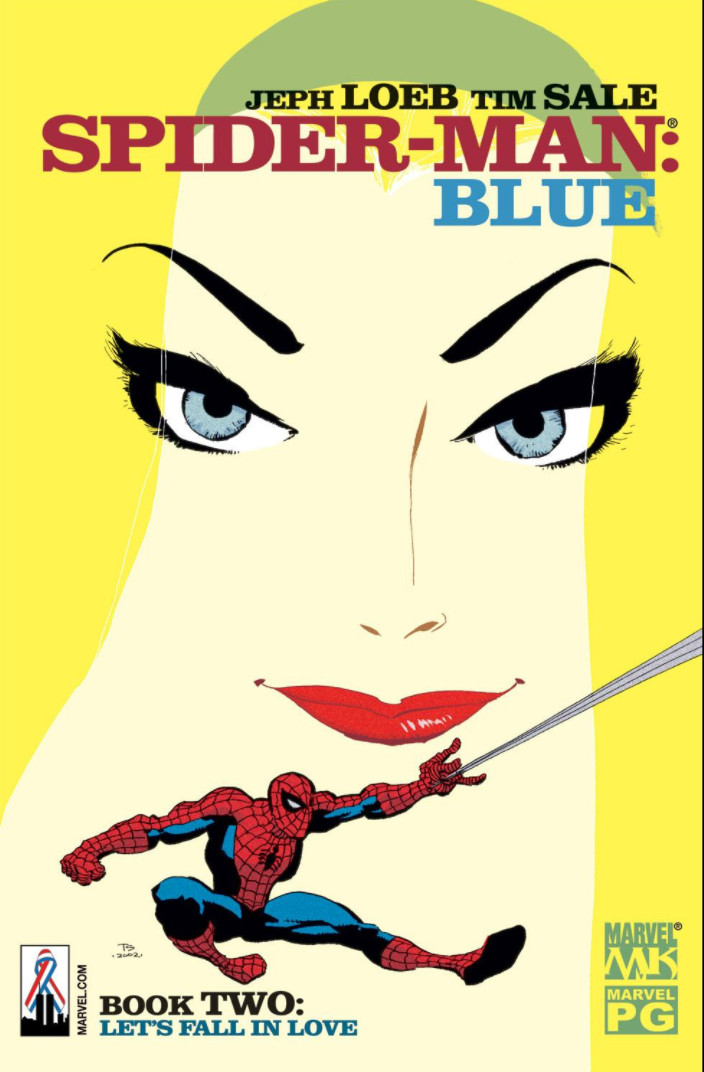 Spider-Man: Blue Vol 1 2