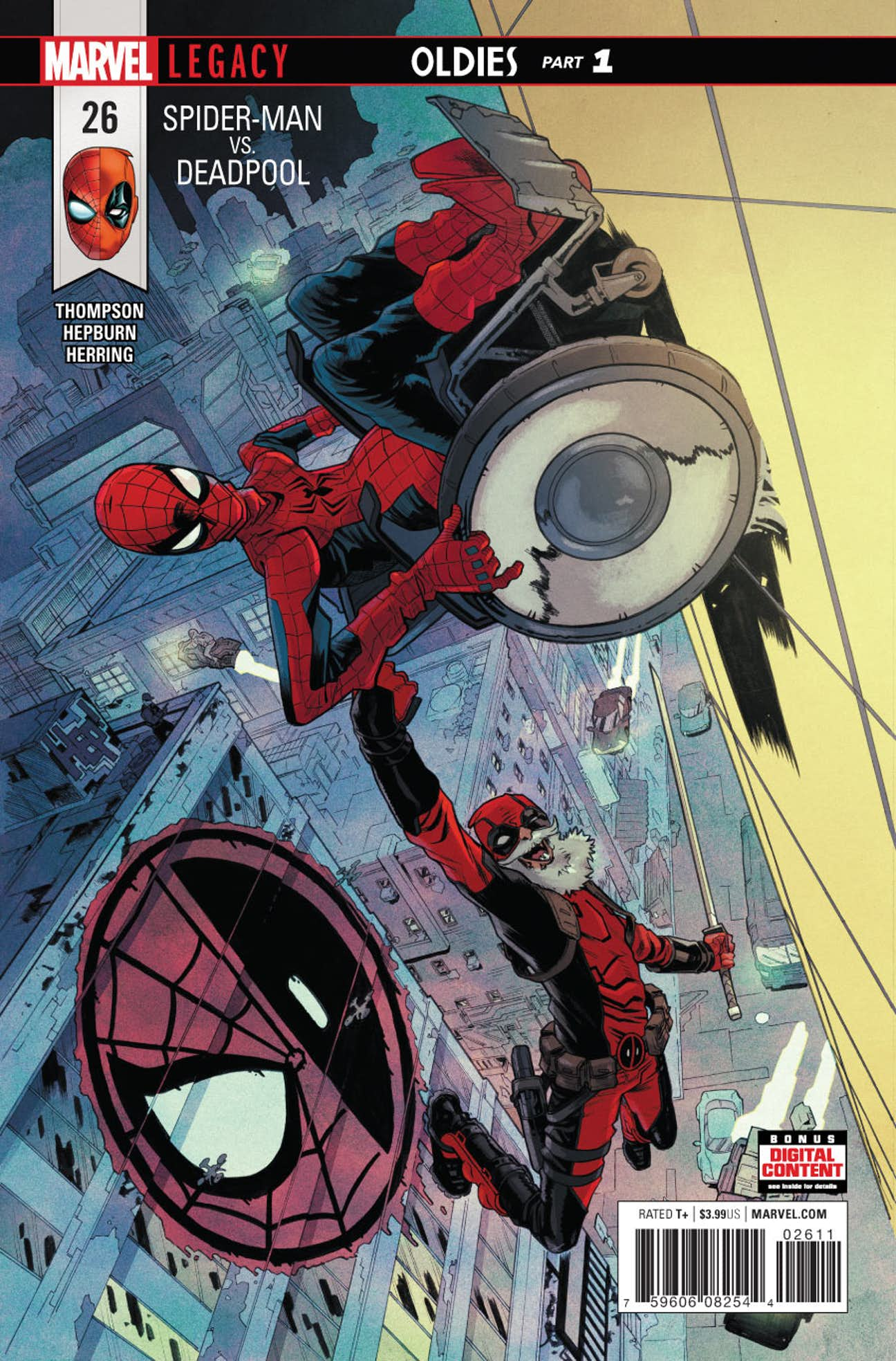 Spider-Man/Deadpool Vol 1 26