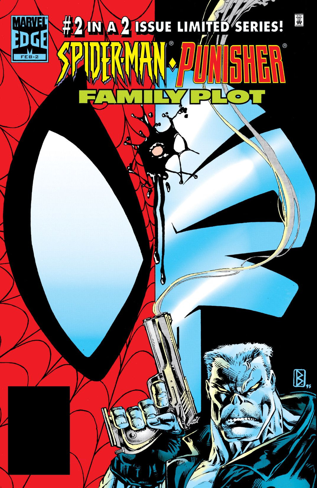 Spider-Man/Punisher: Family Plot Vol 1 2