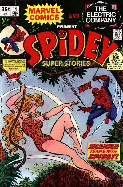 Spidey Super Stories Vol 1 14