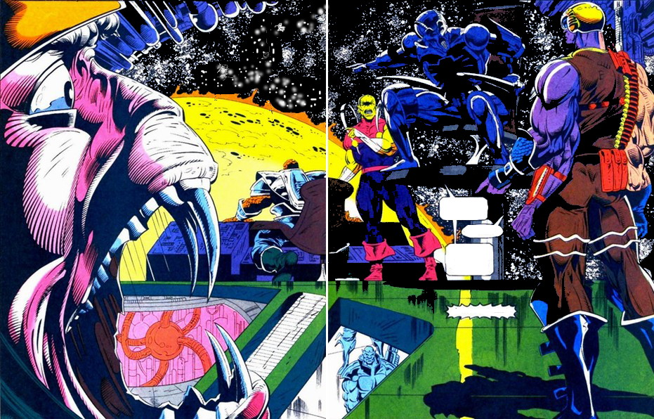 Starblasters (Earth-616)