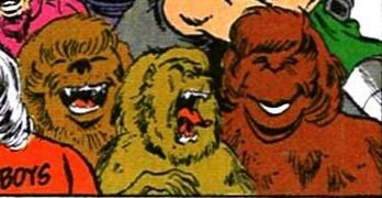 Super-Apes (Earth-9047)