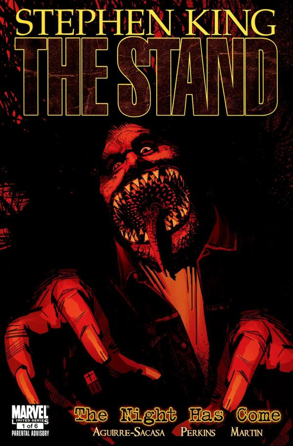 The Stand: The Night Has Come Vol 1 1
