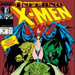 Uncanny X-Men Vol 1 241