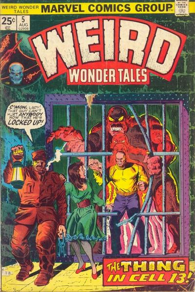 Weird Wonder Tales Vol 1 5