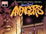 West Coast Avengers Vol 3 5