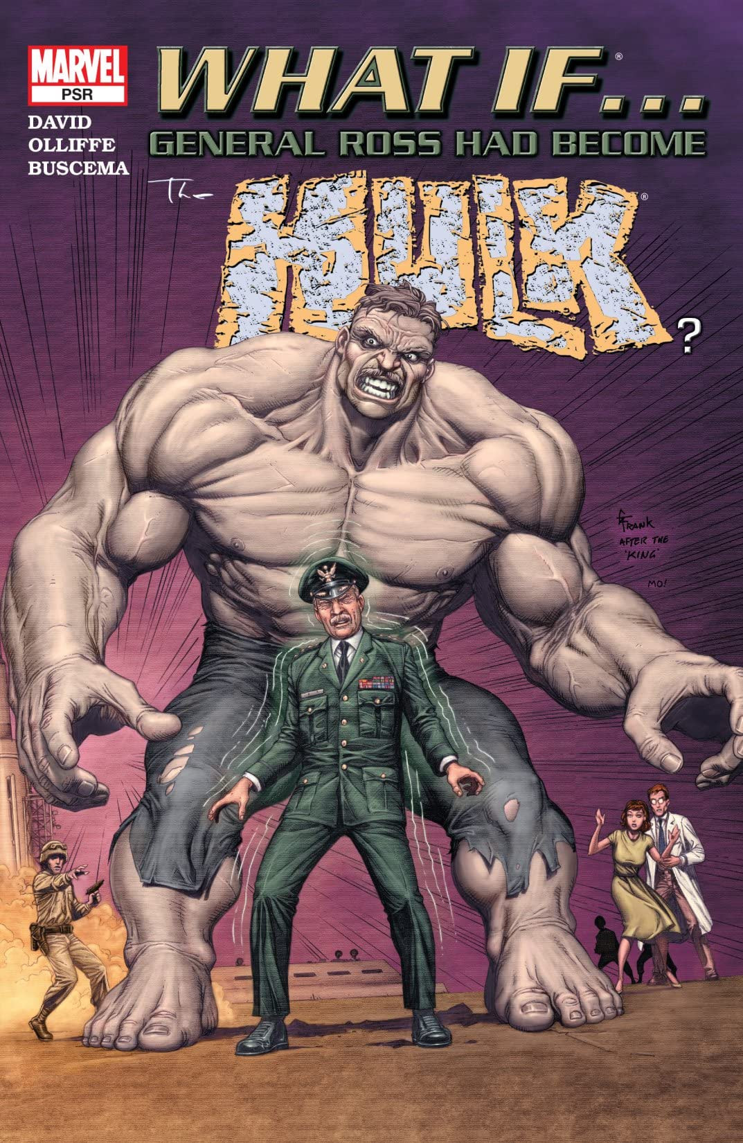 What If General Ross Had Become the Hulk? Vol 1 1