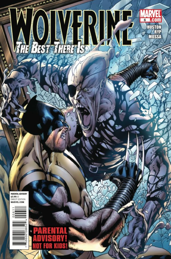 Wolverine: The Best There Is Vol 1 6