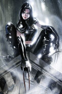 X-23 Vol 3 1 Textless Dell'otto Variant