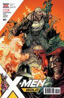 X-Men Gold Vol 2 2