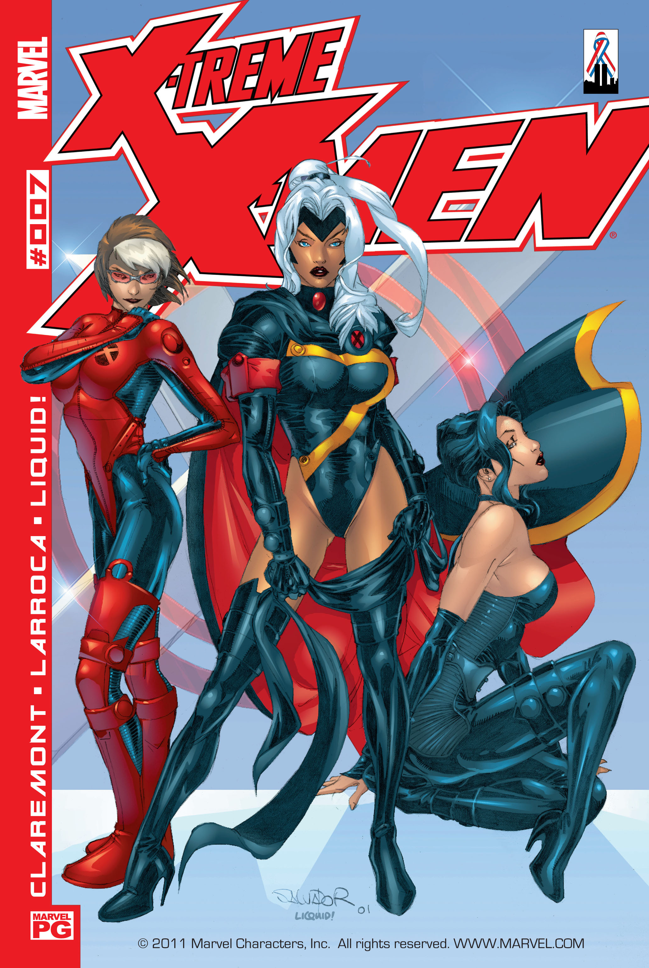 X-Treme X-Men Vol 1 7