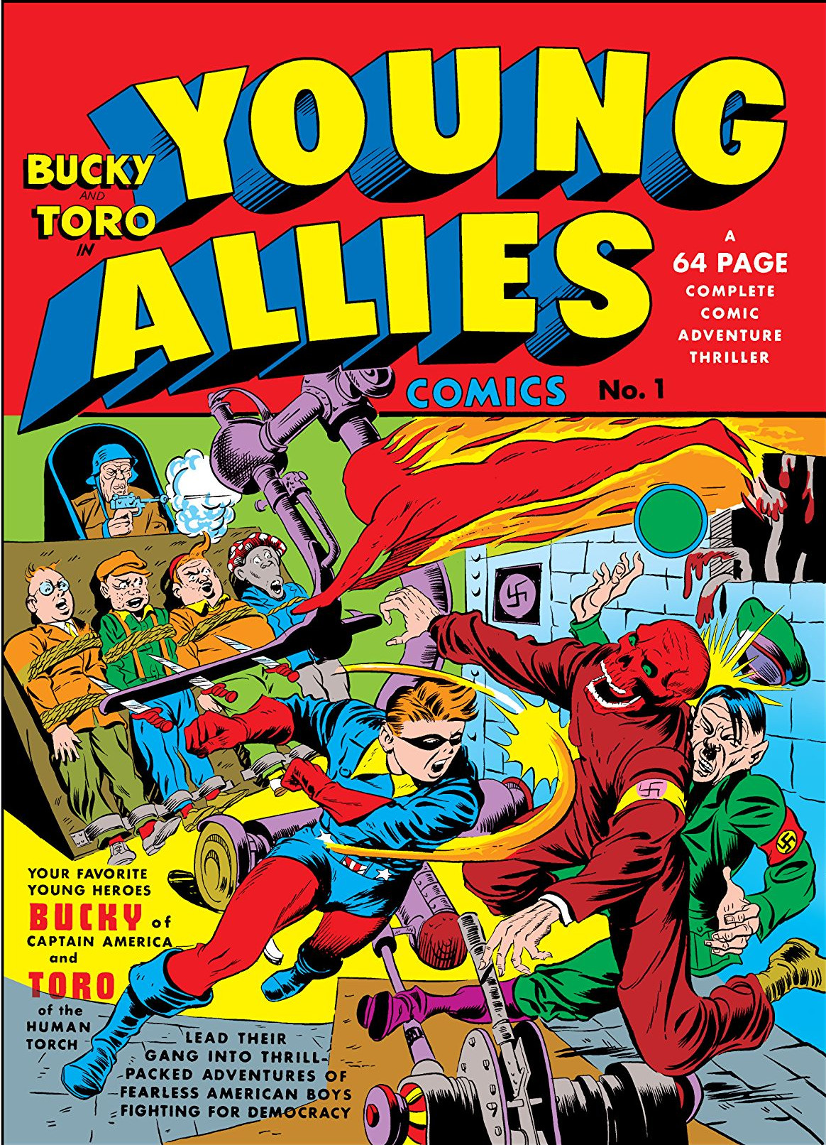 Young Allies Vol 1