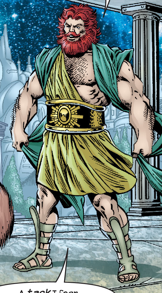 Zeus Panhellenios (Earth-4321)