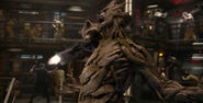 89P13 (Earth-199999) and Groot (Earth-199999) from Guardians of the Galaxy (film) 001