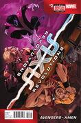 AXIS Revolutions Vol 1 2