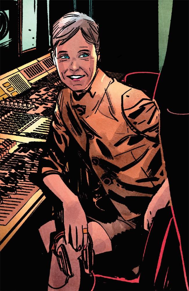 Amanda Armstrong (Earth-616)
