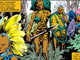 Amazons (Gamburu) (Earth-616)