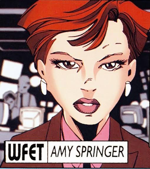 Amy Springer (Earth-7642)