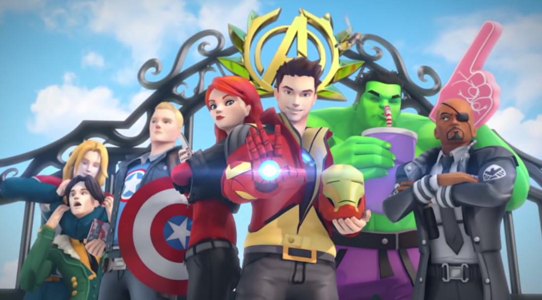 Avengers Academy (Earth-TRN562)/Gallery