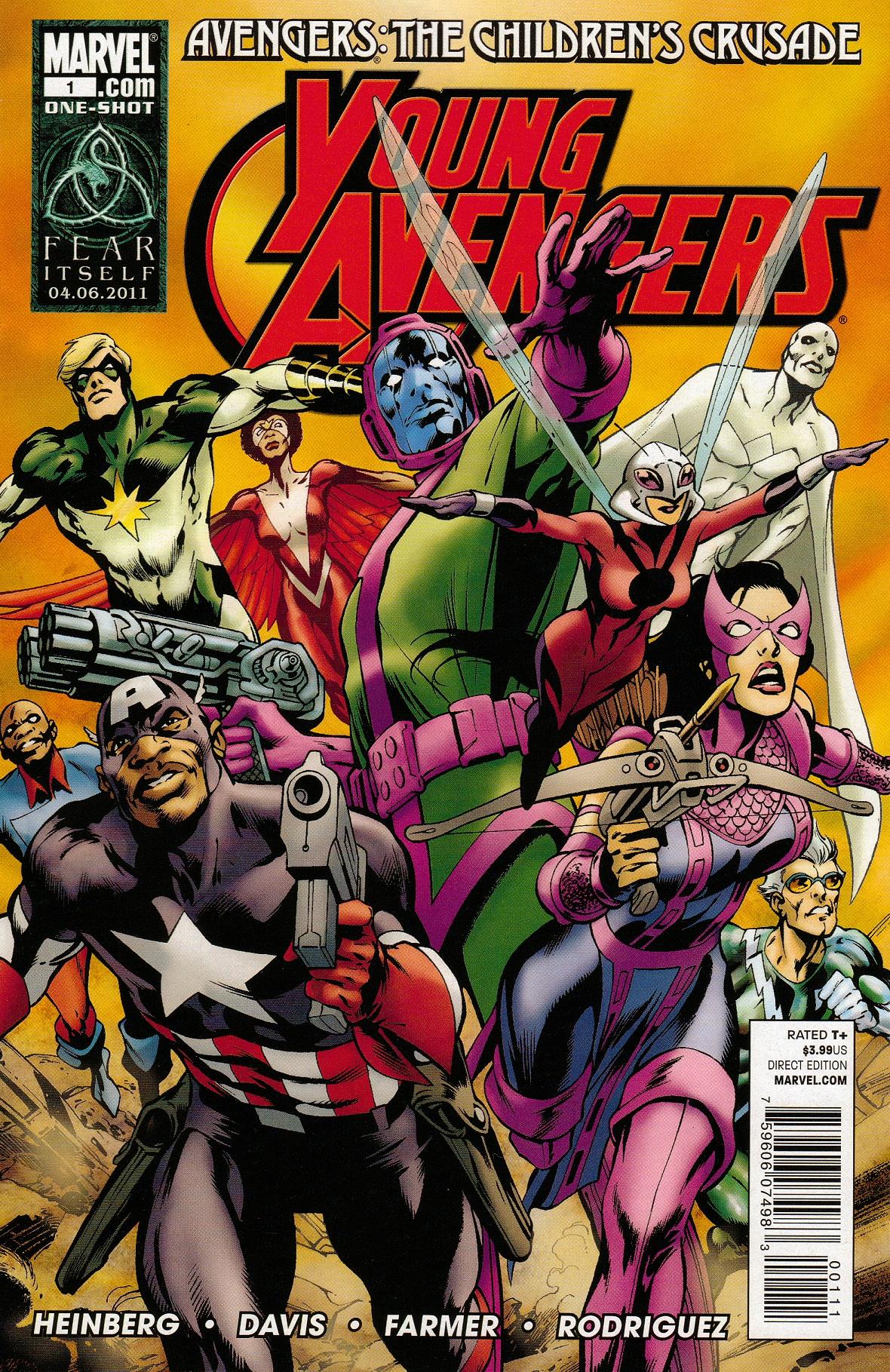 Avengers The Children's Crusade Young Avengers Vol 1 1.jpg