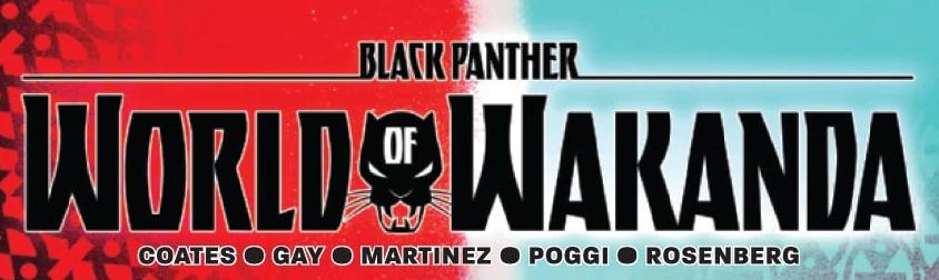 Black Panther: World of Wakanda TPB Vol 1