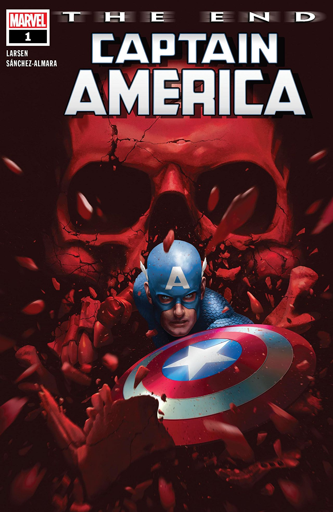 Captain America: The End Vol 1 1