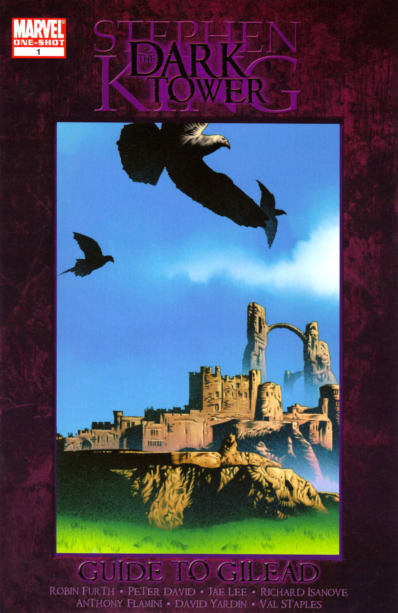 Dark Tower: Guide to Gilead Vol 1 1