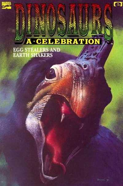 Dinosaurs, A Celebration Vol 1 2