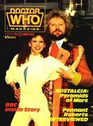 Doctor Who Magazine Vol 1 122